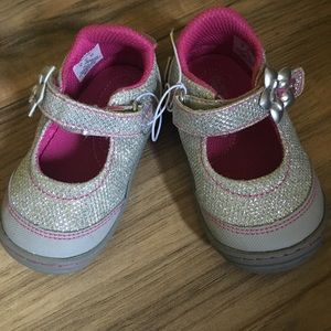 NWOT Surprize by Stride Rite toddler girls shoes